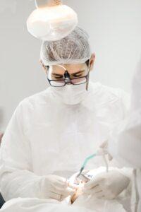 a dental treatment